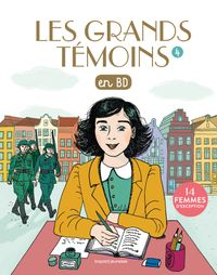 Cover of « Les grands témoins en BD »