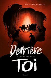 Cover of «La malédiction des 33»