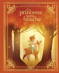 Cover of « La princesse sans bouche »