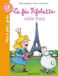 Couverture «La fée Fifolette visite Paris»