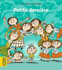 Cover of «Petite dernière»