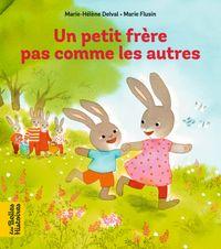 Cover of «Un petit frère pas comme les autres»