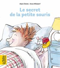Cover of « Le secret de la petite souris »