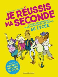 Couverture « Je réussis ma seconde »