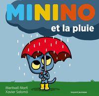 Couverture «Minino et la pluie»