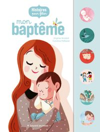 Couverture «Histoires pour fêter mon baptême»