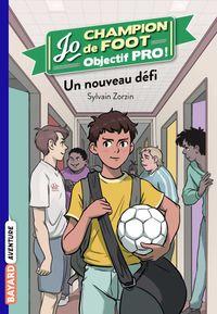 Cover of «Un nouveau défi»