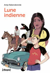 Couverture « Lune indienne »