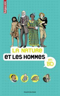 Couverture «La nature et les hommes en BD»