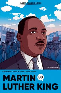 Couverture « Martin Luther King en BD »