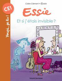 Couverture «Essie – Et si j'étais invisible ?»