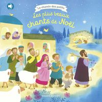Couverture « Les plus beaux chants de Noël + CD »