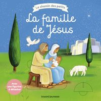 Couverture «La famille de Jésus»
