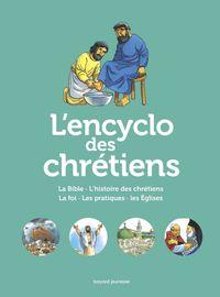 Couverture «L'Encyclo des chrétiens»