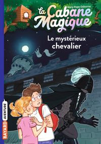 Couverture «Le mystérieux chevalier»