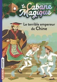 Couverture « Le terrible empereur de Chine »