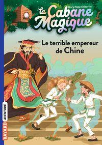 Couverture «Le terrible empereur de Chine»