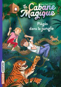 Couverture «Piégés dans la jungle»