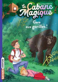 Couverture «Gare aux gorilles !»
