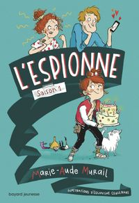 Cover of « L'espionne 1 »