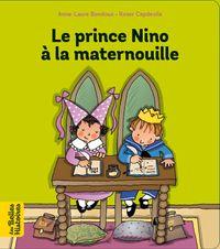 Couverture «Le prince Nino à la maternouille»