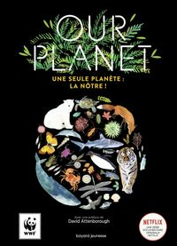 Couverture « Our planet »