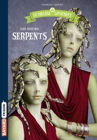 Couverture «Les Soeurs Serpents»