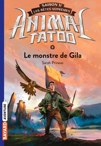 Couverture « Le monstre de Gila »