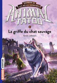 Couverture «La griffe du chat sauvage»