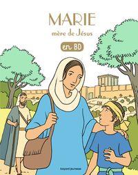 Couverture «Marie, mère de Jésus, en BD»