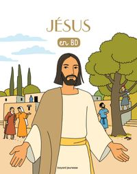 Cover of « Jésus en BD »