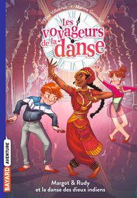 Couverture «La danse des dieux indiens»