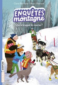 Cover of « Qui a truqué la course ? »