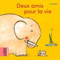 Cover of «Deux amis pour la vie NE 2021»