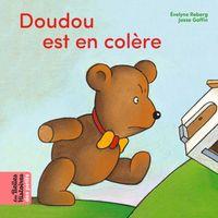 Cover of «Doudou est en colère !»