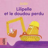 Cover of «Lilipelle et le doudou perdu»