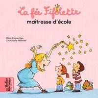 Couverture «La fée Fifolette maîtresse d'école»