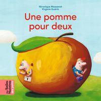 Cover of «Une pomme pour deux»