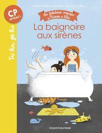 Couverture «La baignoire aux sirènes»