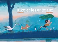 Cover of «Kiko et les animaux»