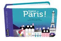 Couverture «Bonjour Paris !»