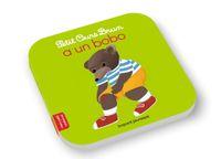 Cover of «Petit Ours Brun a un bobo»