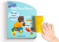 Couverture «Mini cache-cache Petit Ours Brun – Où est mon doudou ?»