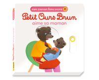 Couverture «Petit Ours Brun aime sa maman – Mon premier livre animé»