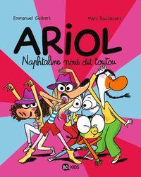 Cover of «Naphtaline nous dit toutou»
