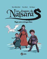 Cover of «Magie noire et dragon blanc»