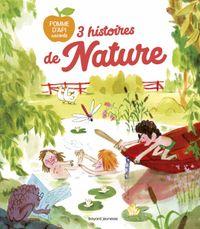 Couverture «3 histoires de nature»