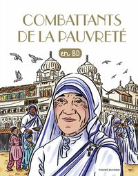 Cover of «Combattants de la pauvreté en BD»