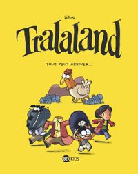 Cover of « Tralaland T3 »