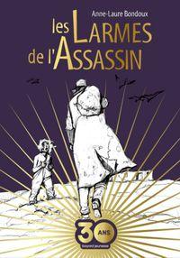 Cover of «Les larmes de l'assassin collector»